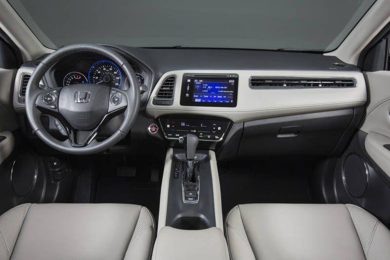 2016 Honda Hr V Interior Design