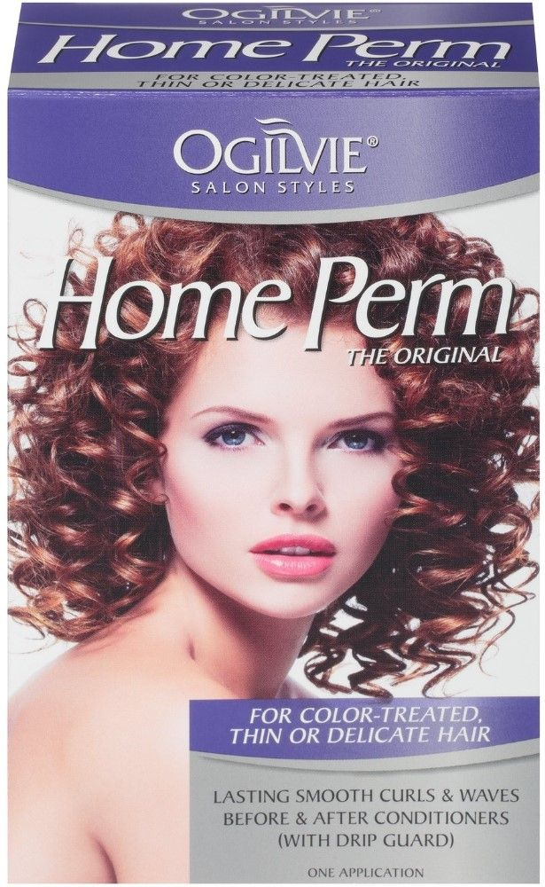 Ogilvie Home Perm The Original For ColorTreated, Thin Or