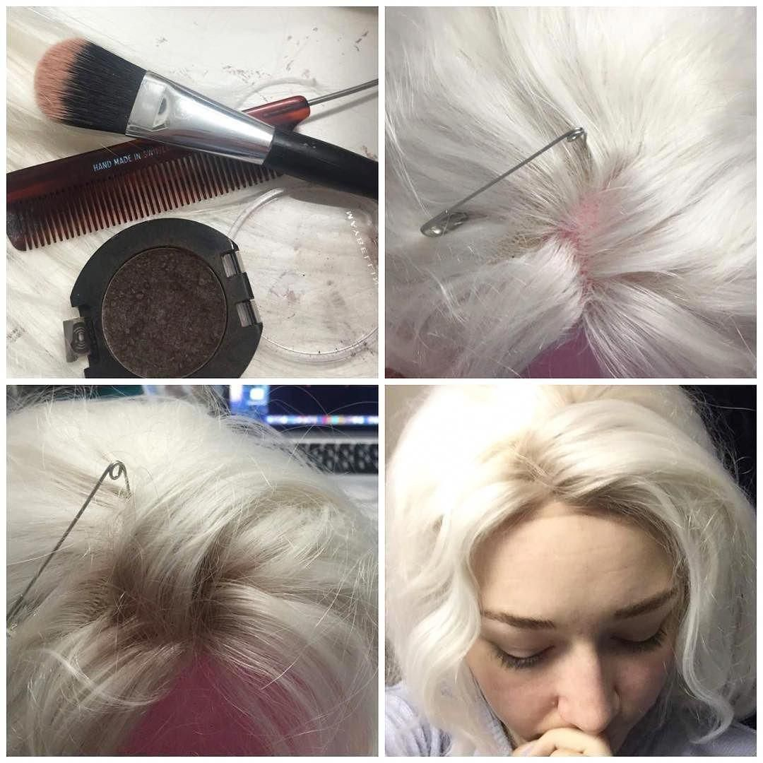 Heres a short tutorial on how to make any kind of wig look