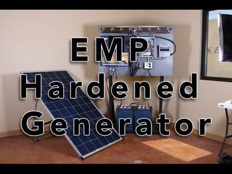 Sol Ark Emp Hardened Solar Generator Youtube Solar Power Panels Solar Technology Solar Generator