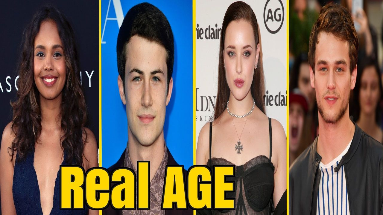 Real AGE of 13 Reasons Why Cast 2018 It cast, 13 reasons