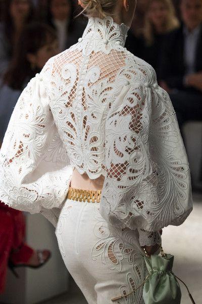 Photo of Zimmerman at New York Fashion Week Spring 2020