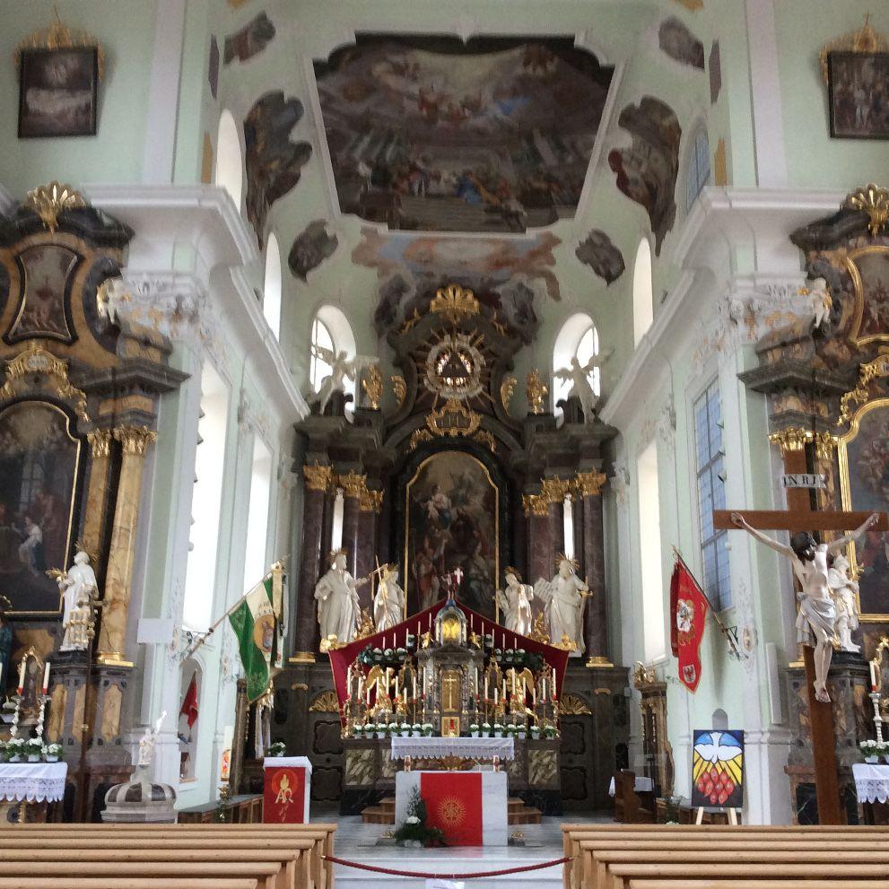 Wedding Altar Wiki: Österreich-Kirche In Obertilliach-Altar-O Tirol