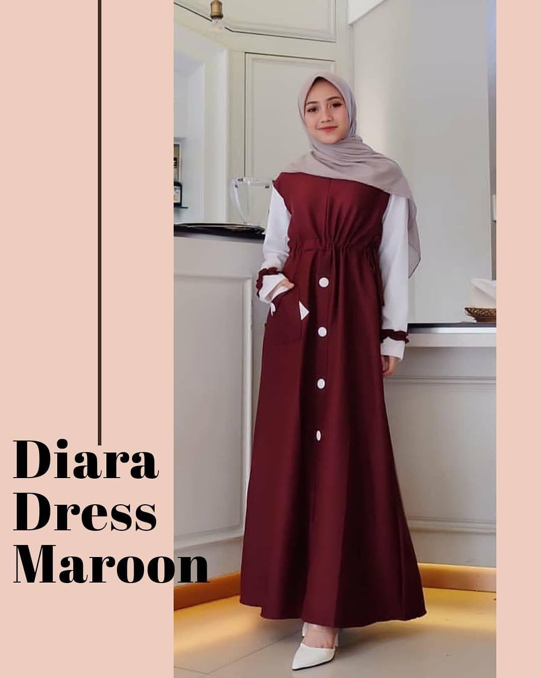 Gamis Bahan Moscrepe Idr 130 000 Format Order Nama Alamat No Hp Orderan Belum Termasuk Ongkir Busanamuslim G Hijab Fashion Dresses Muslimah
