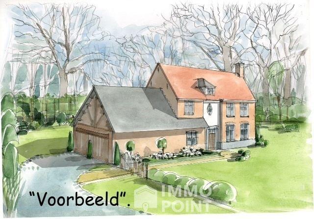 Grondoppervlakte :5860 m² Straatbreedte :40 meter Oriëntatie :Zuidoost  Rustig gelegen, geschikt voor eengezinswoning, mooie zonoriëntatie ref.GR2494  De voorgestelde woning is niet begrepen in de vraagprijs.