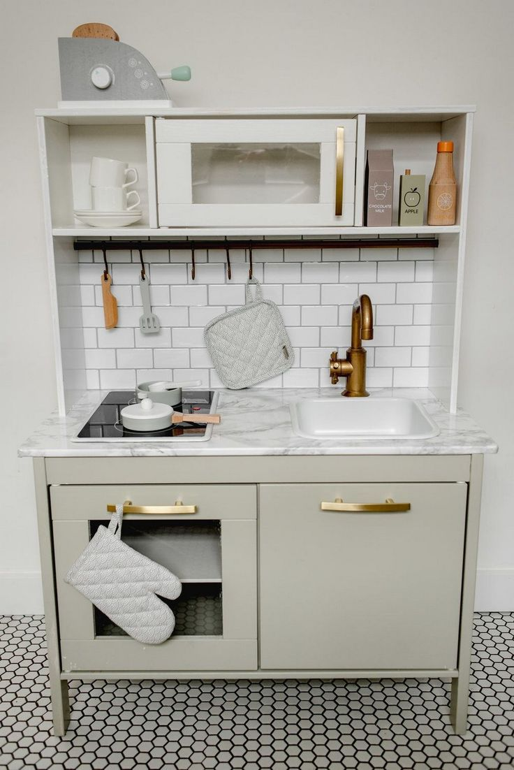 68 großartige IKEAHacks für Ihre Küche fuer