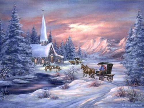 churches winter scenes | Picture #1 Picture #2 Picture #3 ...
