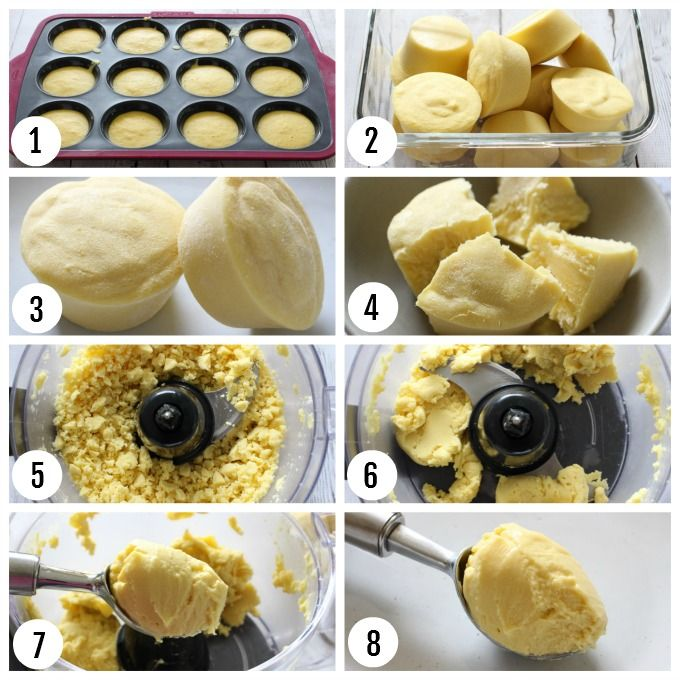 No churn ice cream method step by step will try this also with no churn ice cream method step by step will try this also with passion fruit ccuart Gallery