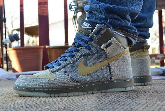 Nike SB Dunk High 'Coraline' | Sneakers