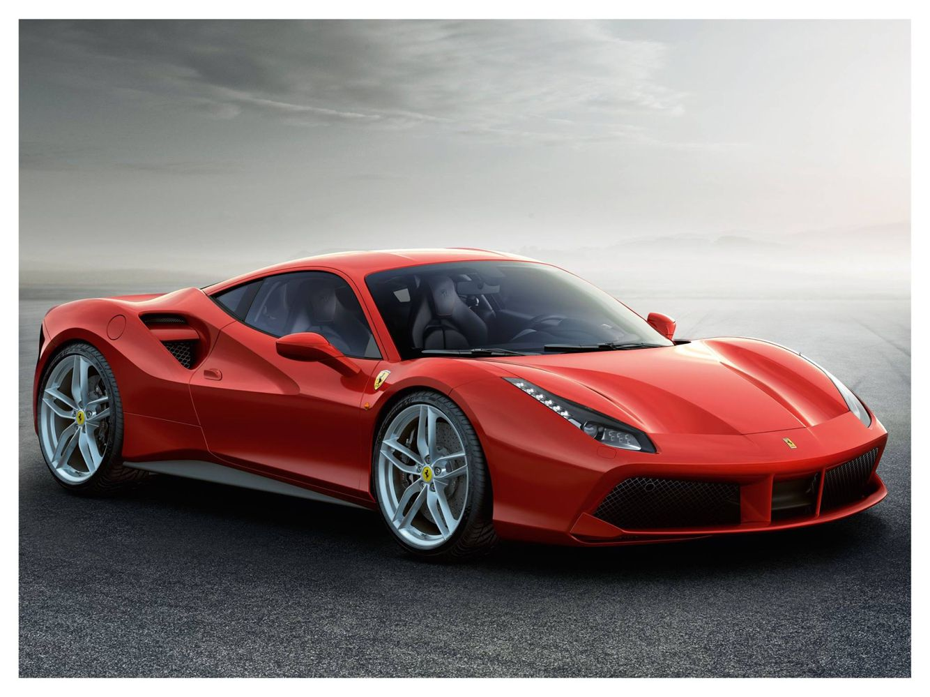 The Ferrari 488 GTB will go into production from September 2015, after the 458 Italia range gets discontinued this summer.