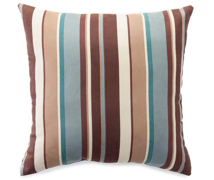 Stripe Doeskin Throw Pillow 40 X 40 At Big Lots Home Magnificent Big Lots Decorative Pillows