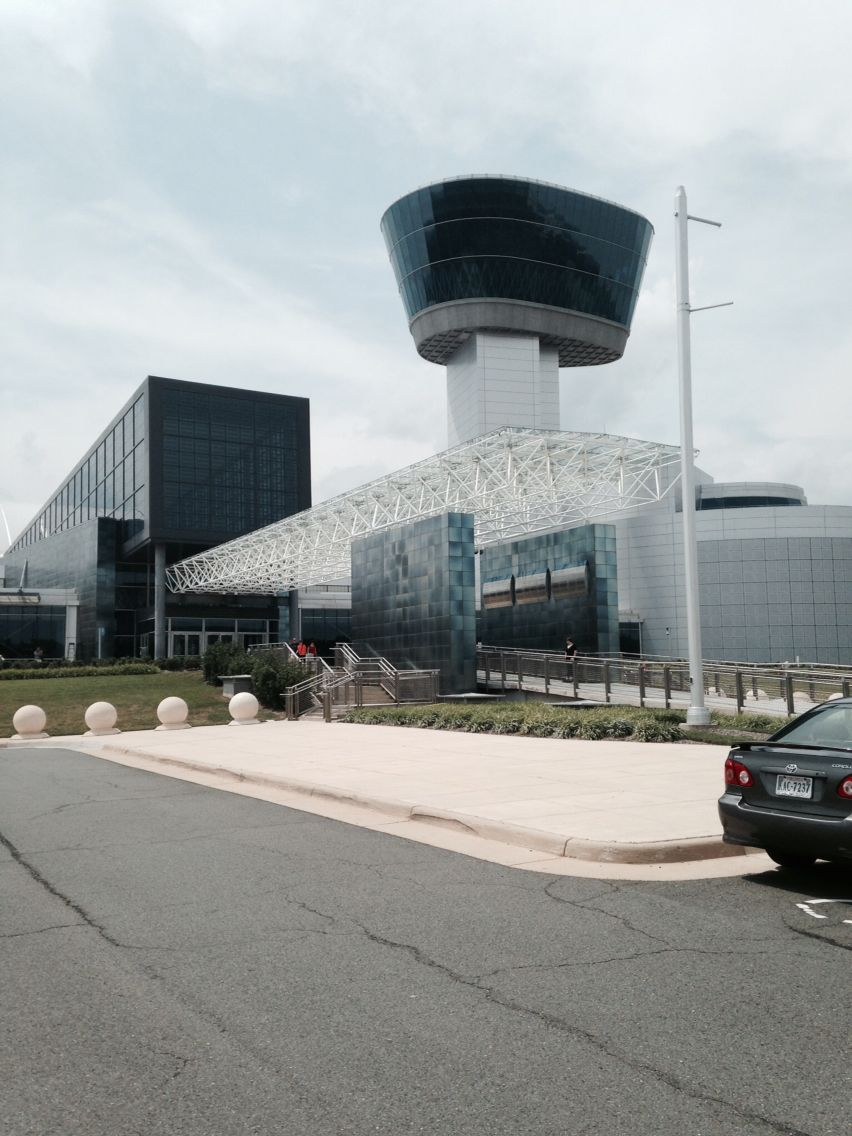 Air and Space Museum near Dulles AirPort, Va. Day trips
