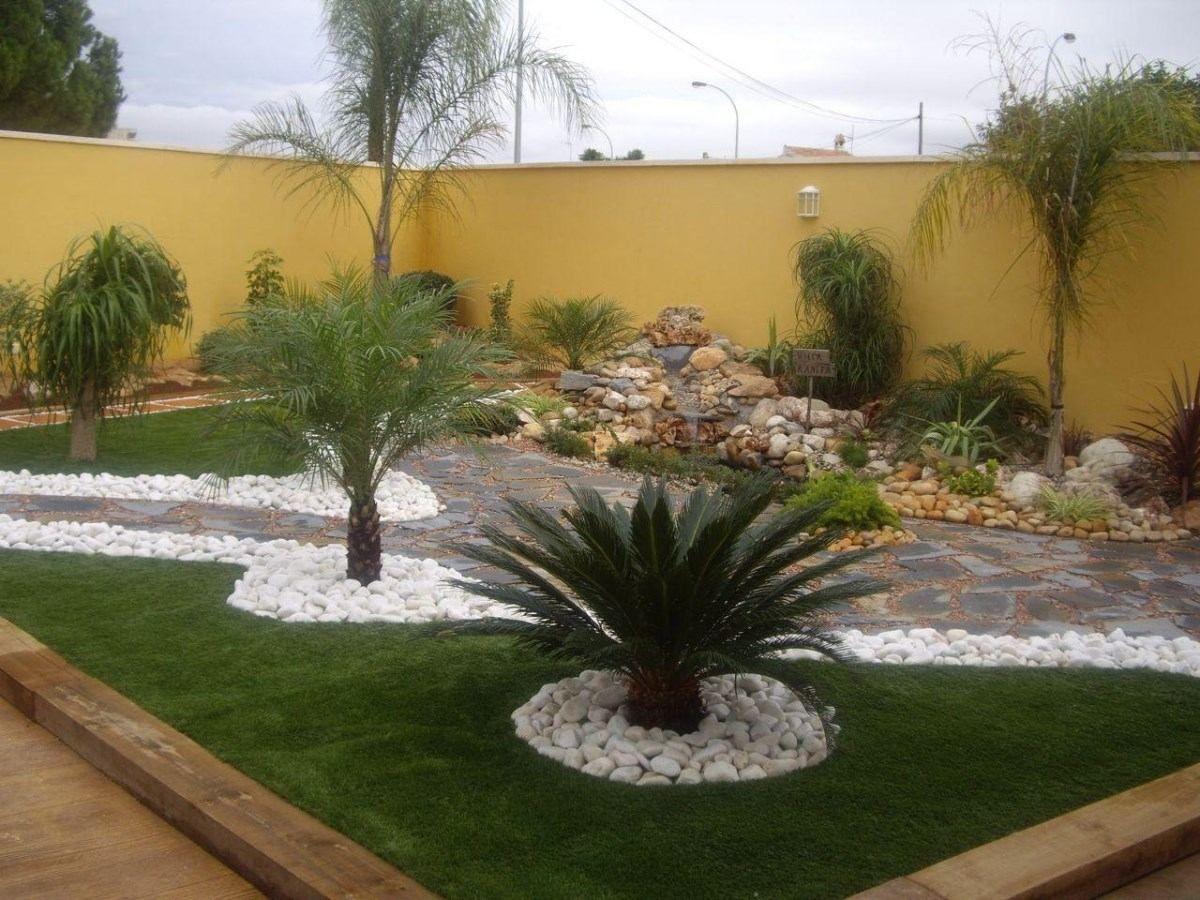 Jardin zen de paisajismo jardines zen garden design - Fotos de jardines ...