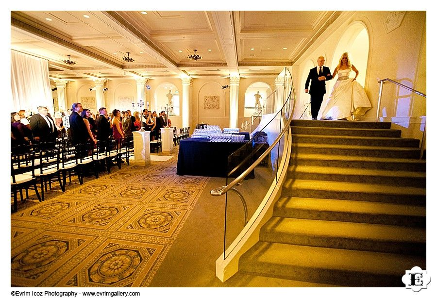 Wedding At Portland Art Museum Sunken Ballroom