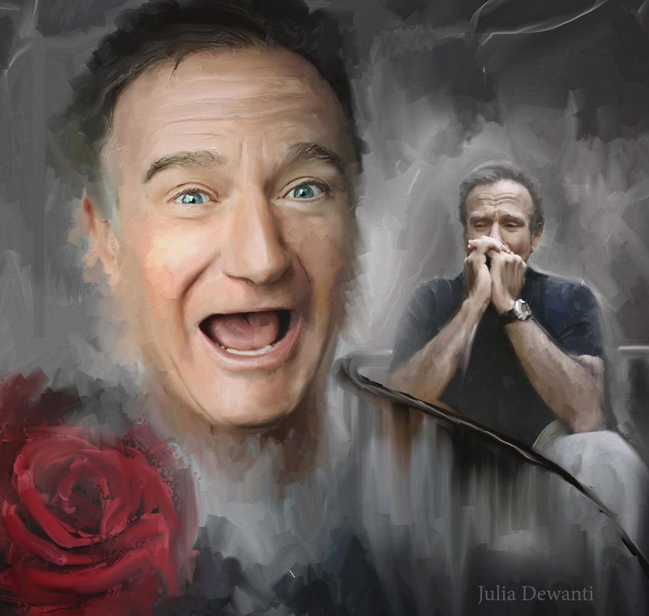RIP Robin Williams by JDewantiArt on DeviantArt  robin williams