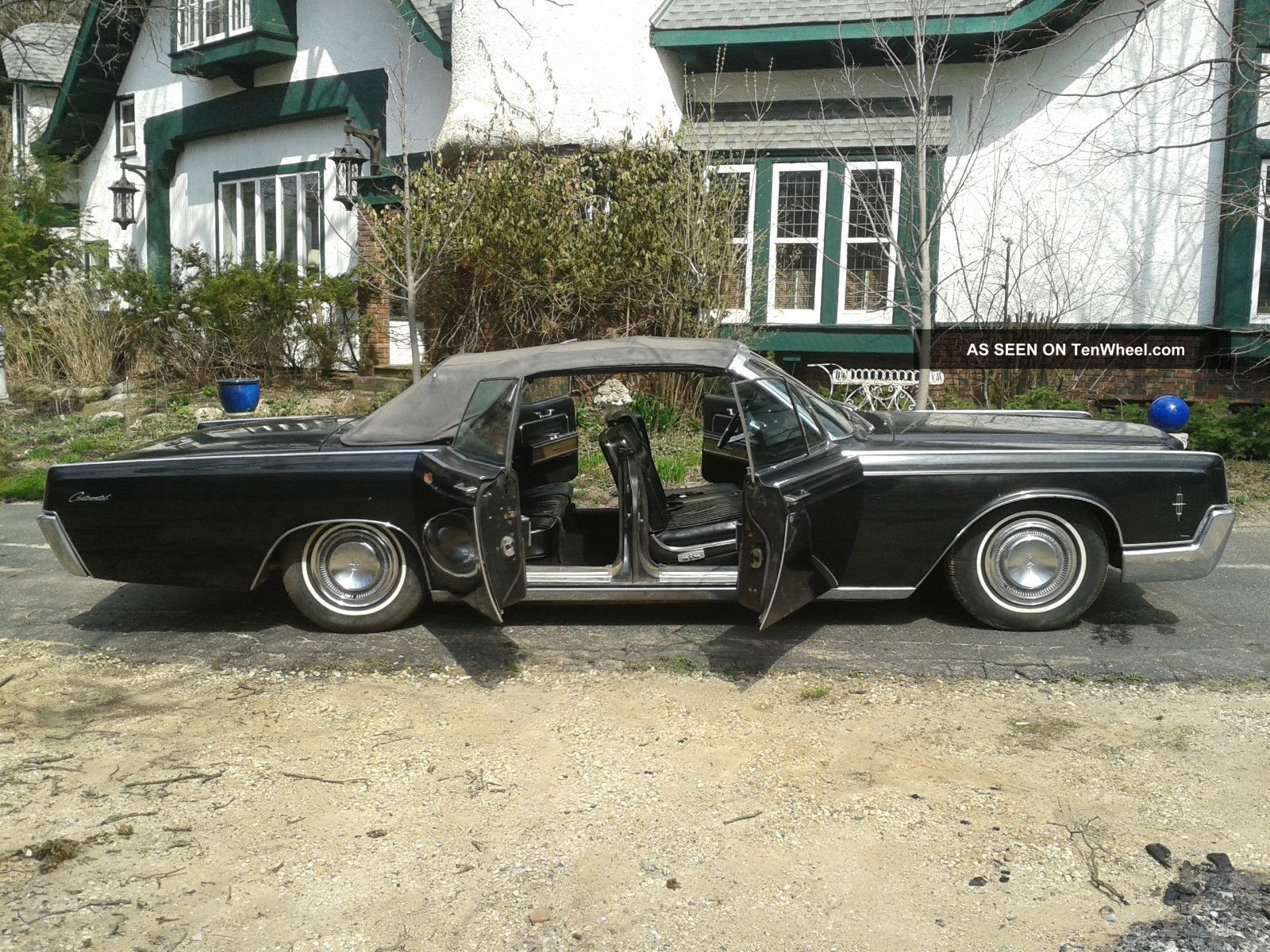 1966 lincoln continental w suicide doors only way to. Black Bedroom Furniture Sets. Home Design Ideas