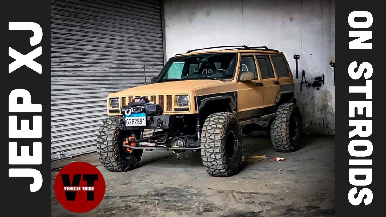 Great Jeep Xj Engine Swap Options