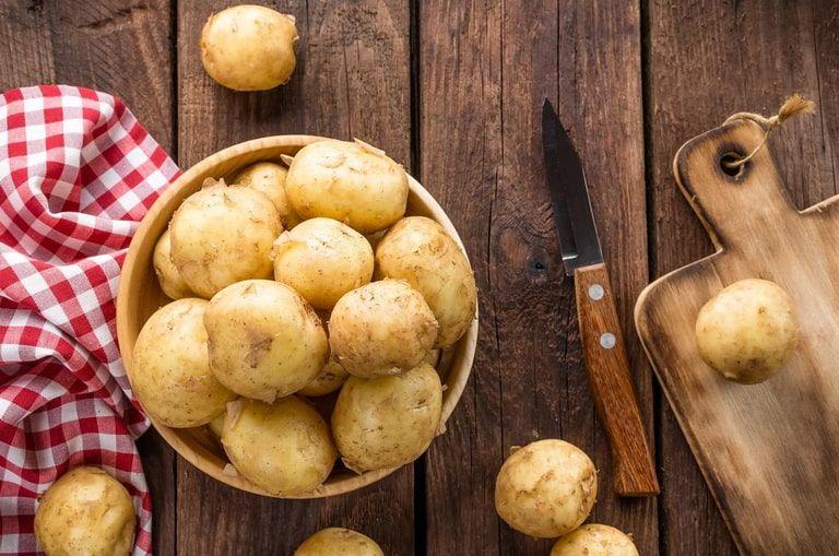 Картошка полезна для похудения