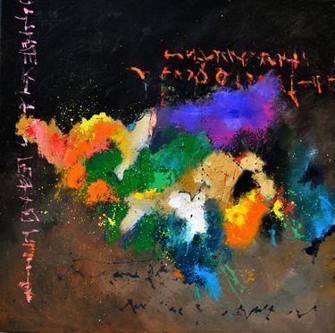 "Saatchi Art Artist Pol Ledent; Painting, ""abstract 6641601"" #art (Lisa Woolf)"