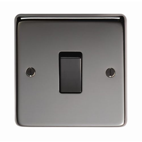 Black Nickel Intermediate Switch 20 Amp Black Electrical Switches Black Stainless Steel