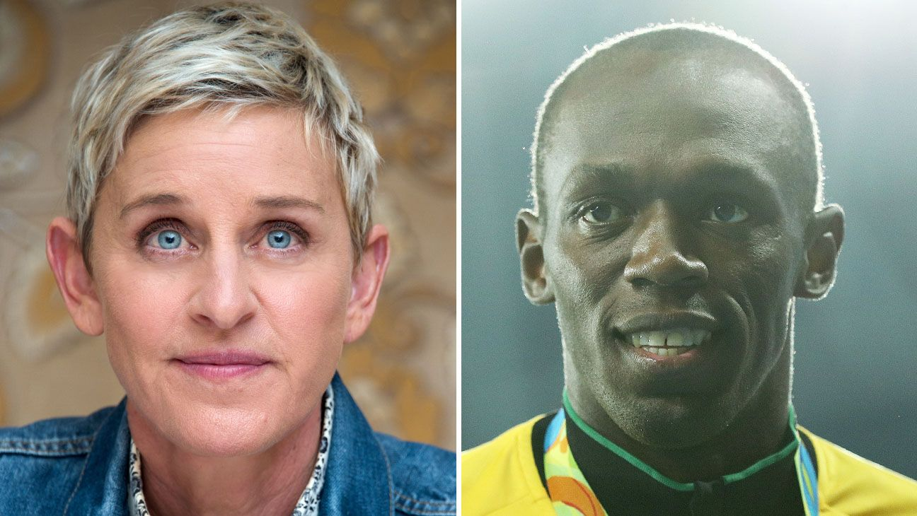 Ellen Degeneres and the racist Usain Bolt meme - https://movietvtechgeeks.com/ellen-degeneres-racist-usain-bolt-meme/-Is Ellen DeGeneres a racist? That is the question running through a lot of folks' minds at the moment. After a questionable meme in which she photoshopped herself (or her people did) sitting on Usain Bolt's back