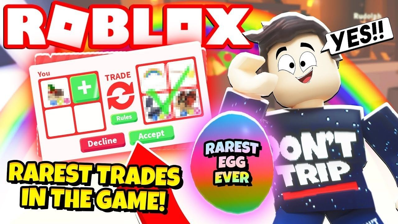 I Only Accepted The Rarest Trades In All Of Adopt Me New Adopt Me Roller Skates Update Roblox In 2020 Roblox Adoption Trading