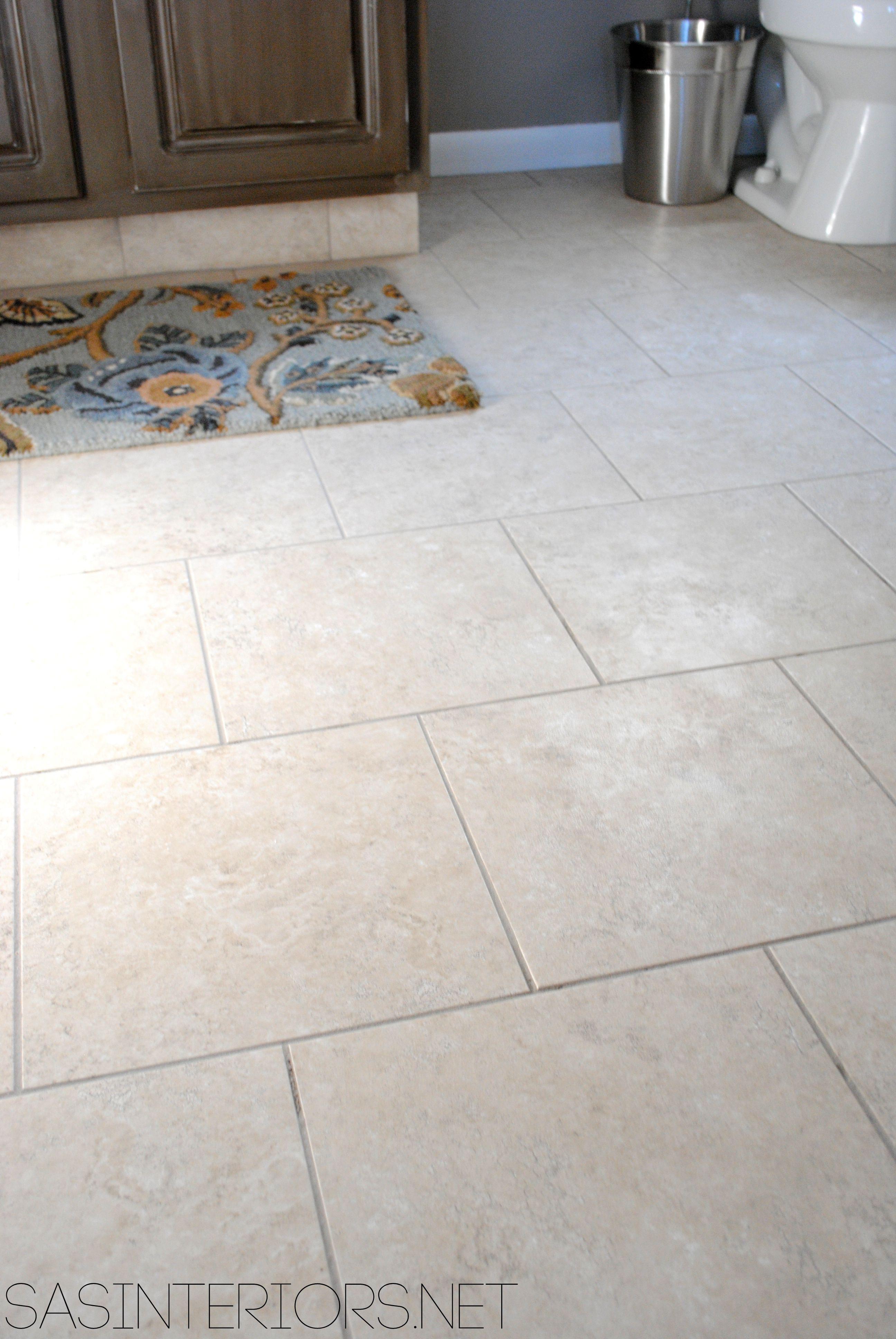 Tile Flooring. Stylish Peel And Stick Tile Flooring: Peel And ...