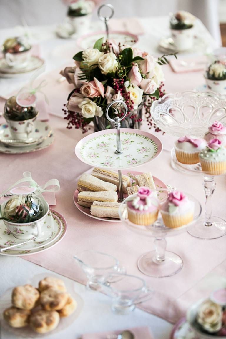 Gorgeous Diy High Tea Real Wedding