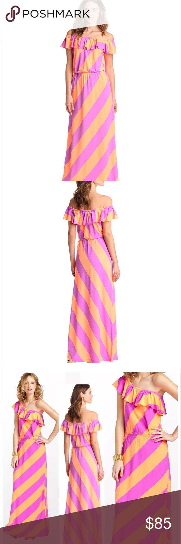 Lilly Pulitzer Marley Maxi dress large NWT