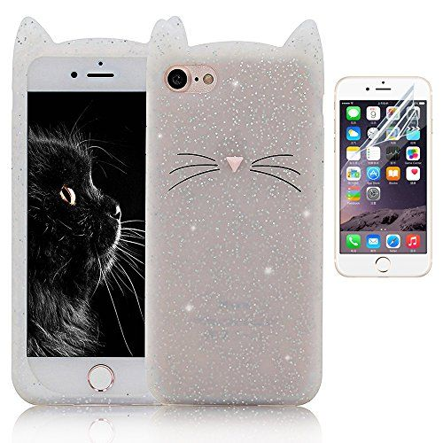 iphone 8 coque 3d