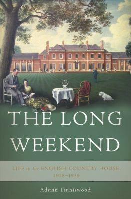 """English writer and historian Tinniswood (The Rainborowes) elegantly explores the glamorous interwar age of English rural getaways, revealing the not-so-secret affairs of the inhabitants and the reinterpretation of architectural and interior design (particularly the """"Wrenaissance"""" style of the Edwardian Baroque)."""