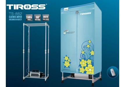 Máy sấy quần áo Tiross TS-882