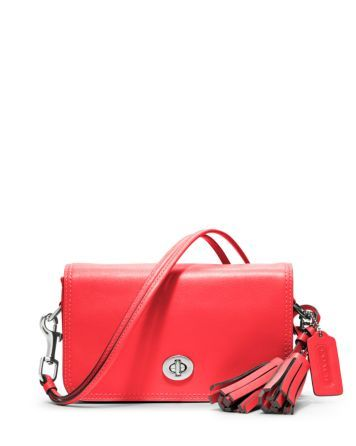 fa5621844f Bloomingdale's Friends & Family Sale – 20% OFF with promo code: FRIENDS.  Coach Legacy Leather Penny Shoulder Purse #bloomingdales #coach #coachbag  ...