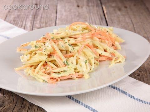 Insalata di cavolo cappuccio ricetta cooking salad for Cucinare jalapenos