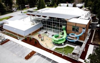 Lynnwood Recreation Center Swimming Pool Snohomish County