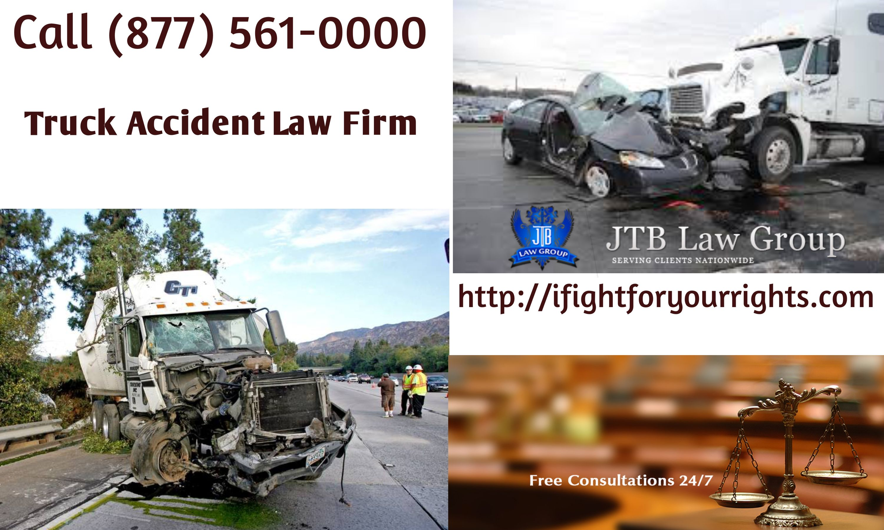Pin On Truck Accidents Law Firm