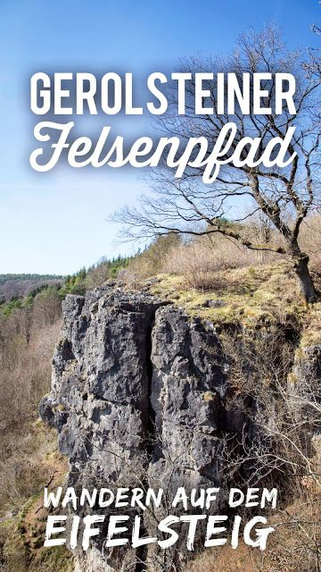 Photo of Vulkaneifel path | Gerolsteiner Felsenpfad | Eifelsteig