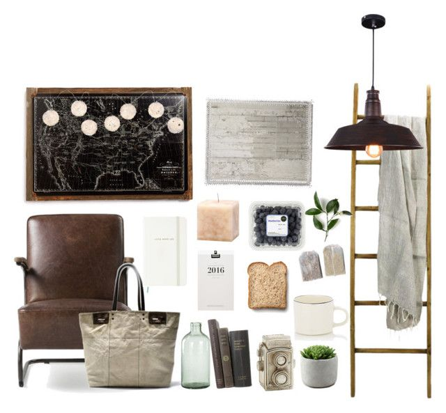 """""""Untitled #20"""" by nagy-bori on Polyvore featuring interior, interiors, interior design, home, home decor, interior decorating, Dot & Bo, Nicholas Newcomb, Flamant and Toast"""