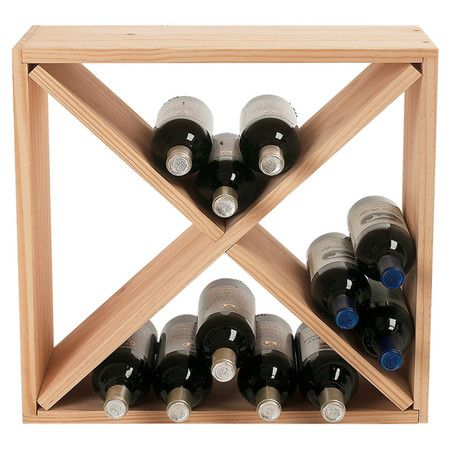 Wine Rack Ideas Found It At Wayfair 24 Bottle Wine Rack In