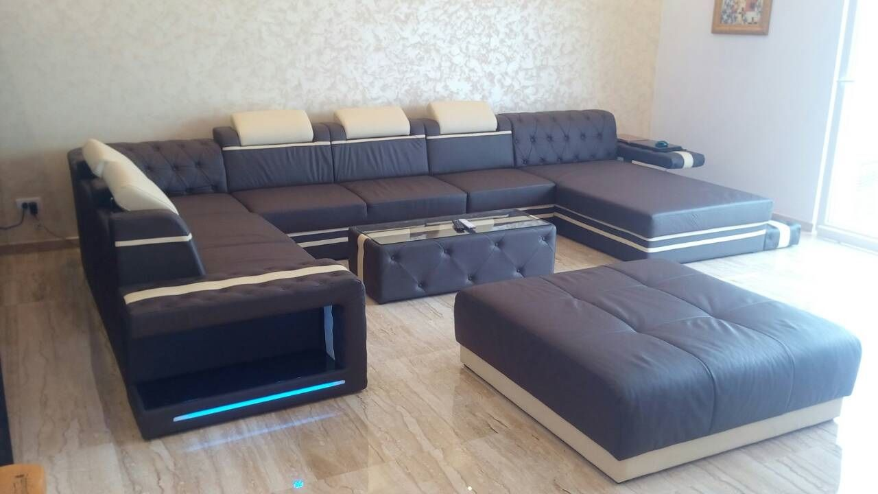 designer sofa imperial xxl mit led beleuchtung kundenfotos nativo m bel sterreich. Black Bedroom Furniture Sets. Home Design Ideas