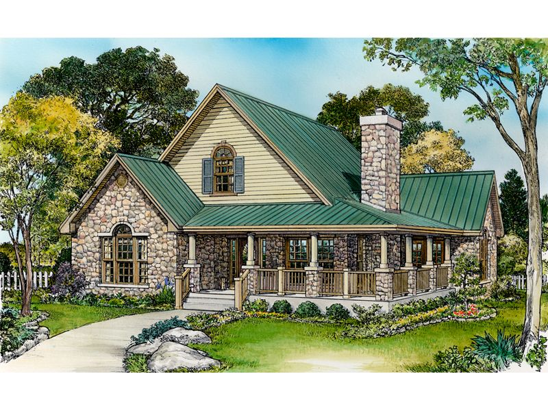Parsons Bend Rustic Cottage Home Rustic Cottage Country Cottage Decor Craftsman House Plans