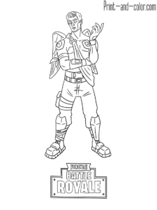 Fortnite Coloring Pages Cartoon Coloring Pages Kindergarten Coloring Pages
