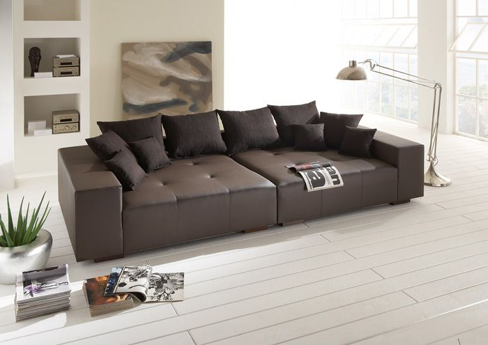 Big Sofa Billig ~ Genial big sofa leder deutsche deko deutsch und deko