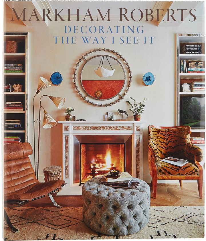 Abrams books decorating the way  see it interior design also home decor lifestyle rh pinterest