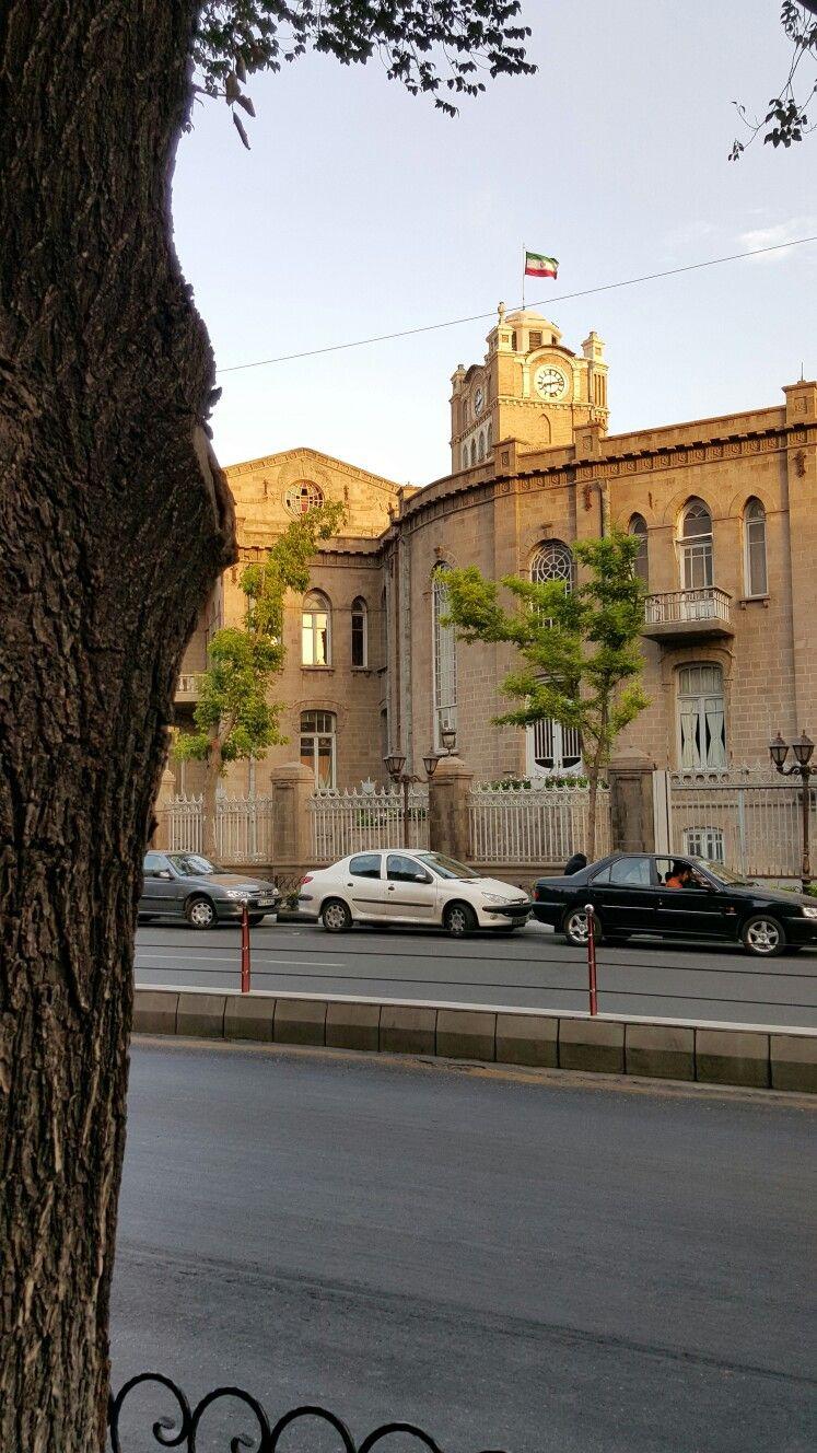 City hall_clock building