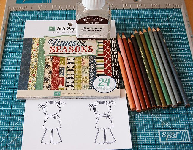 Prismacolor Pencil Tutorial