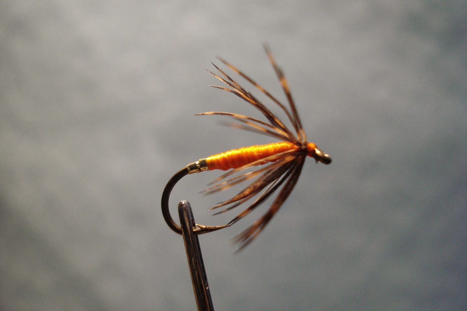 SOFT HACKLES, TIGHT LINES