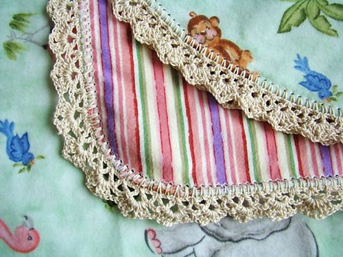Ravelry Crochet Blanket Edging Pattern By Crafts By Starlight