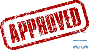 For Those Always Looking For Approval Here S A Stamp You Ve Been Approved Approved Stamp Corporate Credit Card Credit Repair
