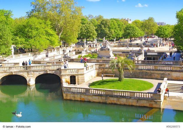 Les 10 plus beaux endroits de n mes m t ocity nimes for Le jardin zen nimes